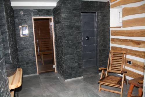 Penzion sauna 1