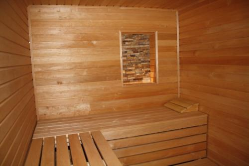 Penzion sauna 2