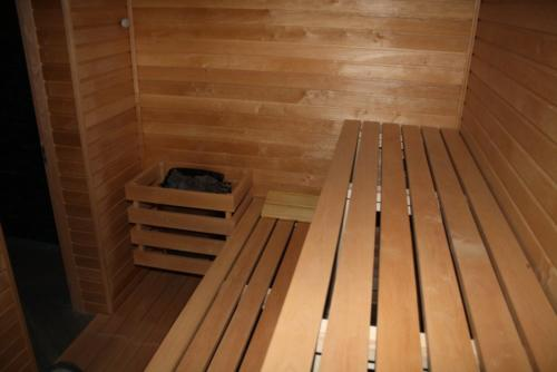 Penzion sauna 3